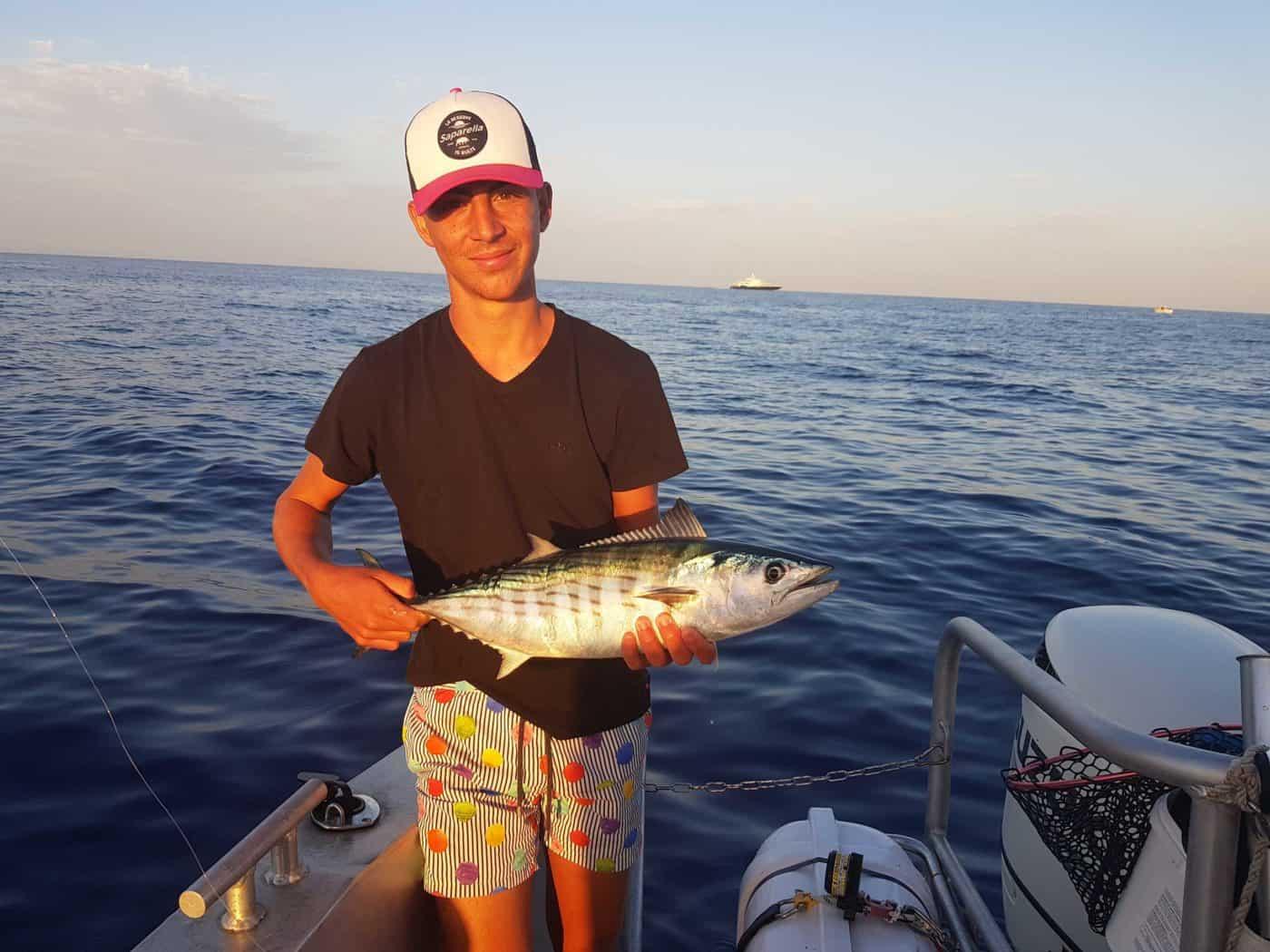 Pêche côtière propriano