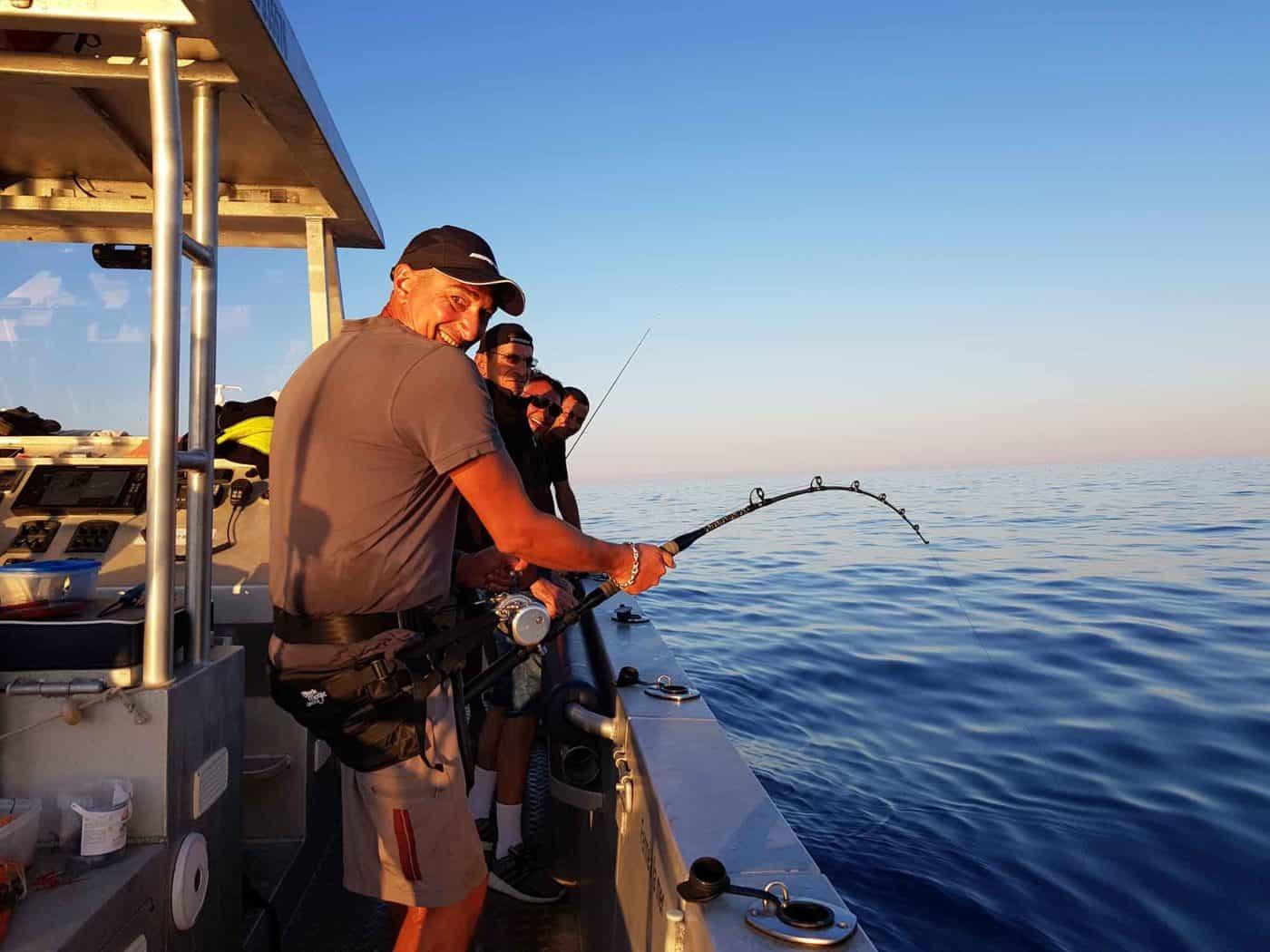 pêche au gros en corse
